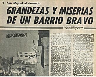 Comuna de San Miguel 1969
