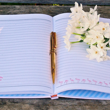 HOW JOURNALING CAN HELP KEEP YOUR MIND AT PEACE