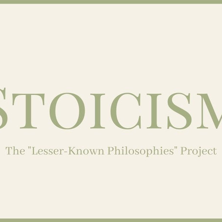 The Stoicism code: Origin of Stoicism, Meaning, and Four virtues of Stoic philosophy.