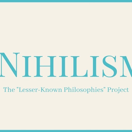 Nihilism: Do we live in a delusional world?