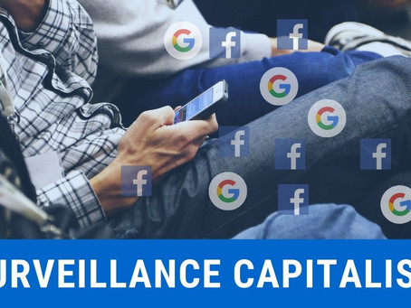 An unprecedented threat to freedom - Surveillance Capitalism | What we use, uses us.