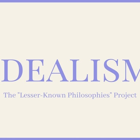 Idealism explained: Who were Plato and Kant? Subjective Idealism vs Objective Idealism