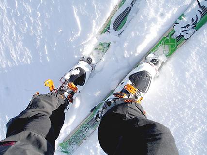 Ski-Stiefel