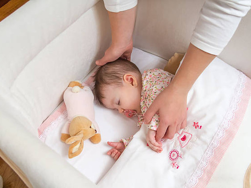 Should I Help if Baby Looks Uncomfortable?