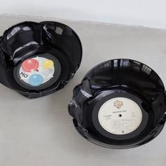 レコード皿
