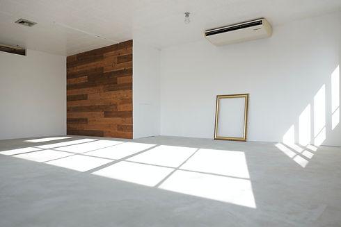 スタジオの光