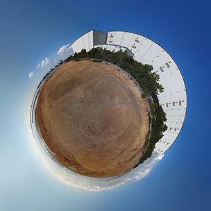 空撮 パノラマ