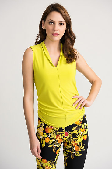 Joseph Ribkoff Lemonade Top
