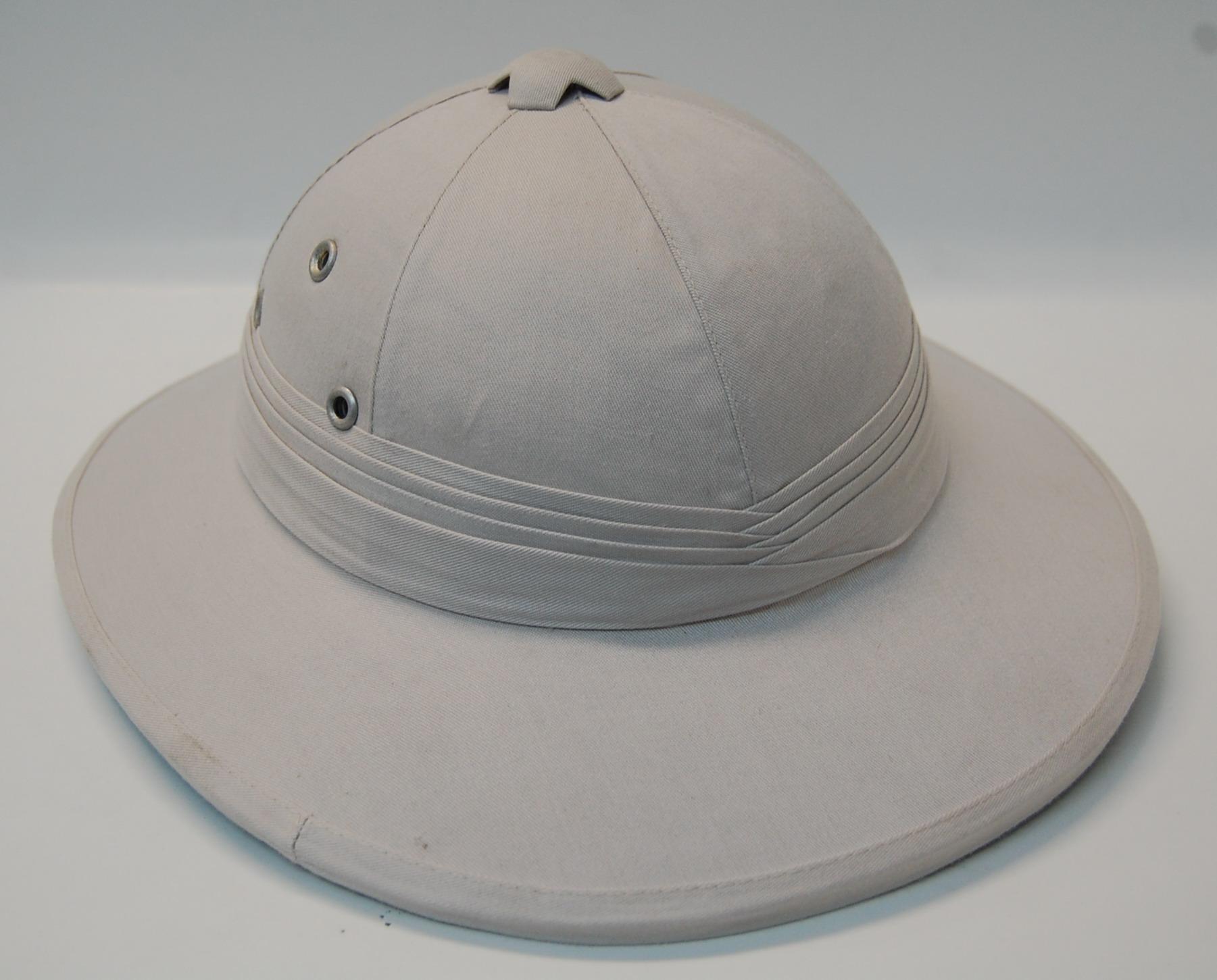 Pith Helmet Front
