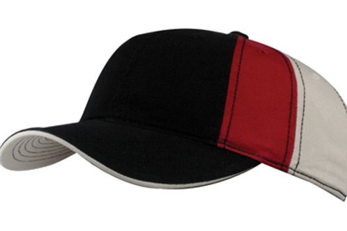 Garment Washed Cotton Twill 8-panel Cap