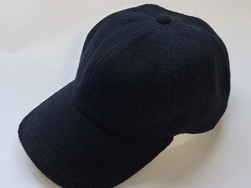 Premium Melton Wool Fleece Cap