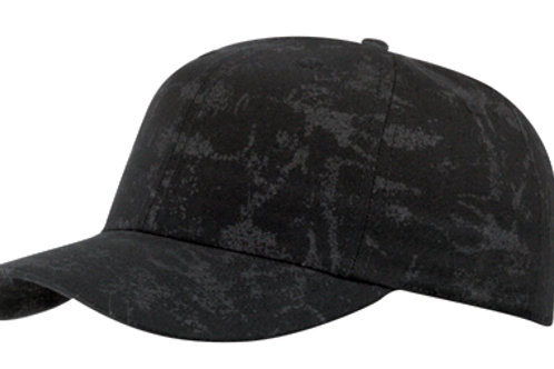 Cotton Crackle Washed Cap