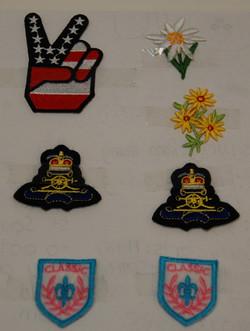 Other Sample Badges