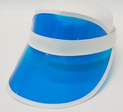 Poker Visor - Blue