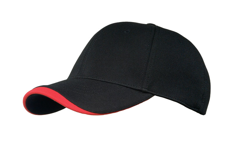 PD6420 - Black Red