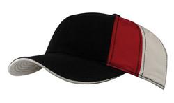 CT8080 - Black Red Stone
