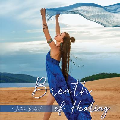 Justine Quetzal présente Breath of healing, un 2e album très personnel