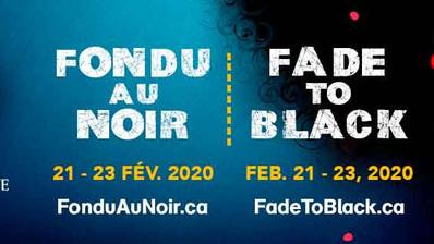 Le 9e festival Fondu au Noir dévoile sa programmation