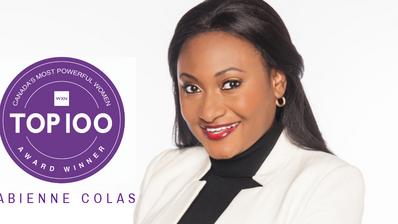 Fabienne Colas est nommée l'une des 100 femmes les plus influentes du Canada en 2019