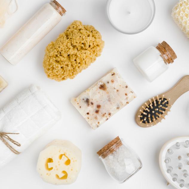 Lázeňské a kosmetické výrobky