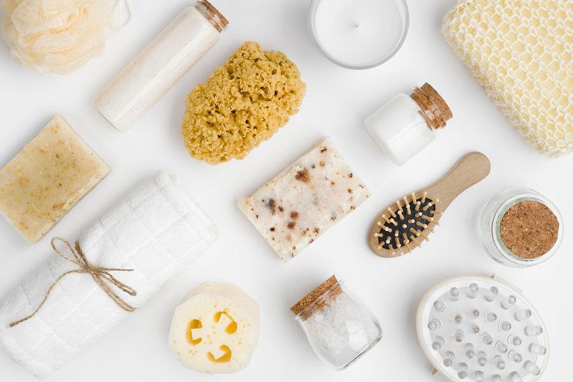 Spa- und Beauty-Produkte