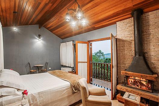 lareira, quartos, Recanto Villa das Flor