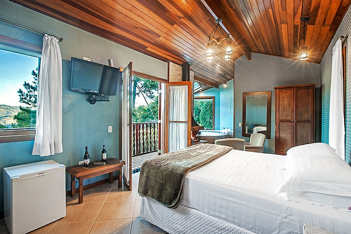 quartos, Recanto Villa das Flores, Campo