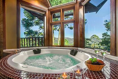 banheira, quartos, Recanto Villa das Flores, Campos do Jordao, Sao Paulo, Serra da Mantiqu