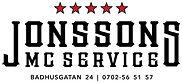 Jonssons mc-service logga