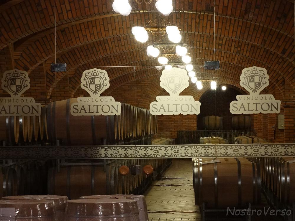 Cave das bordalesas - Vinícola Salton