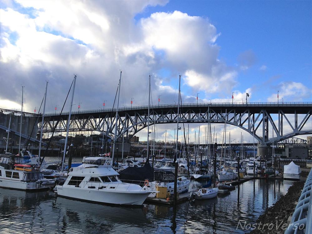 Granville Bridge - Vancouver