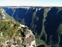 Os incríveis cânions do sul do Brasil