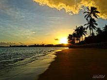 Muito sol, lua e mar em Alagoas