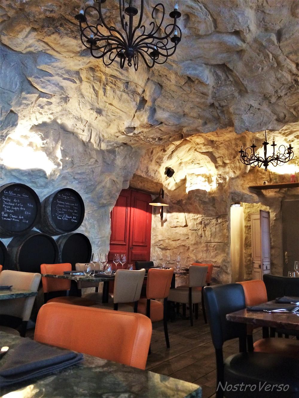 Restaurante L'Air du Temps em Beaune