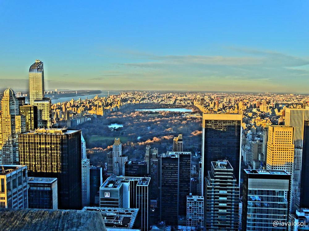 Central Park em Nova Iorque