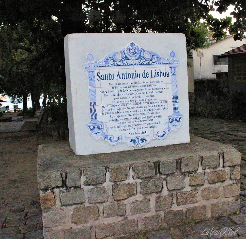 Santo Antônio de Lisboa - Florianópolis