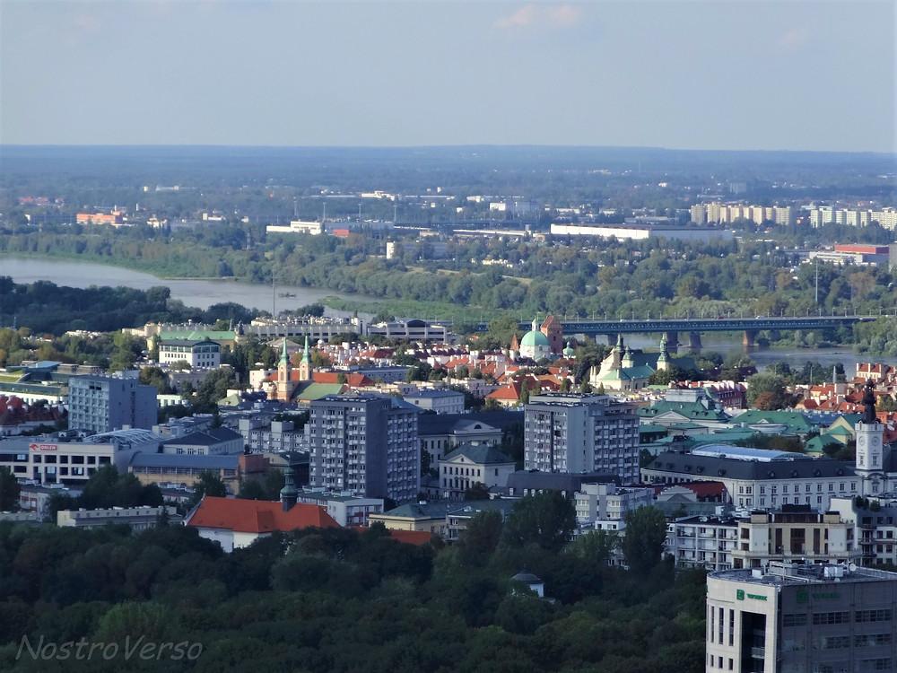 Rio Vístula - Varsóvia