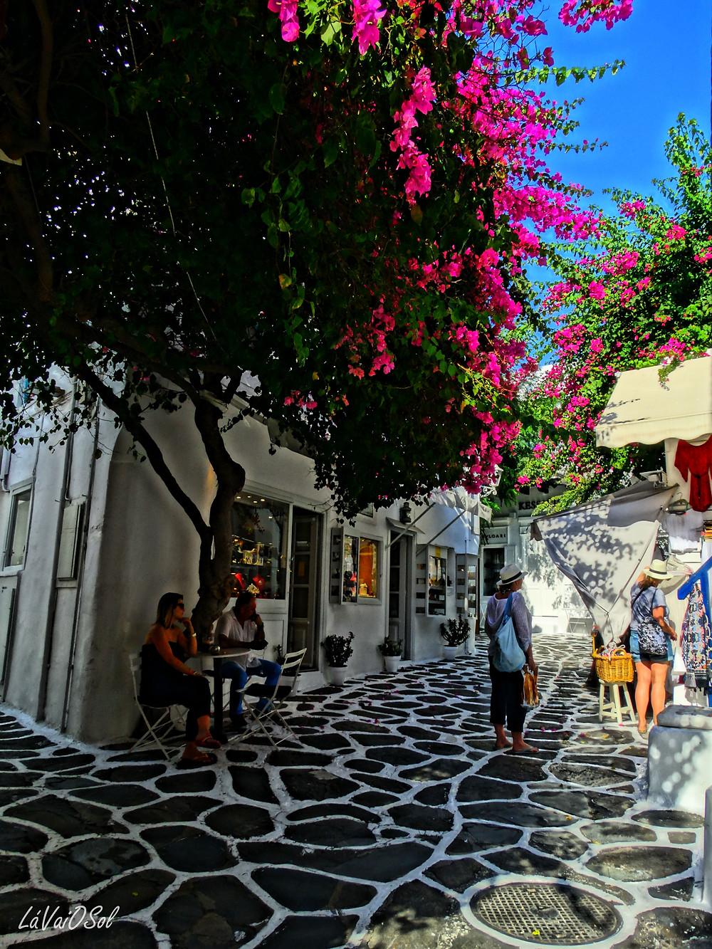 Míconos - Grécia