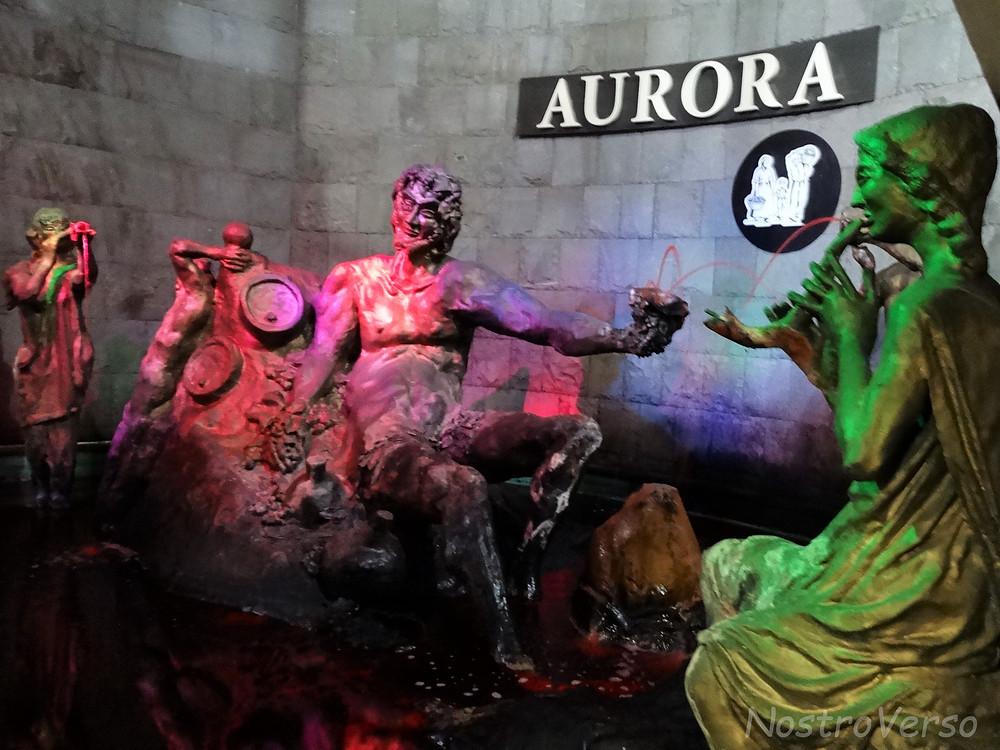 Fontana di Bacco - Vinícola Aurora
