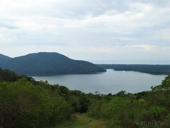 Trilha para a Costa da Lagoa em Florianópolis