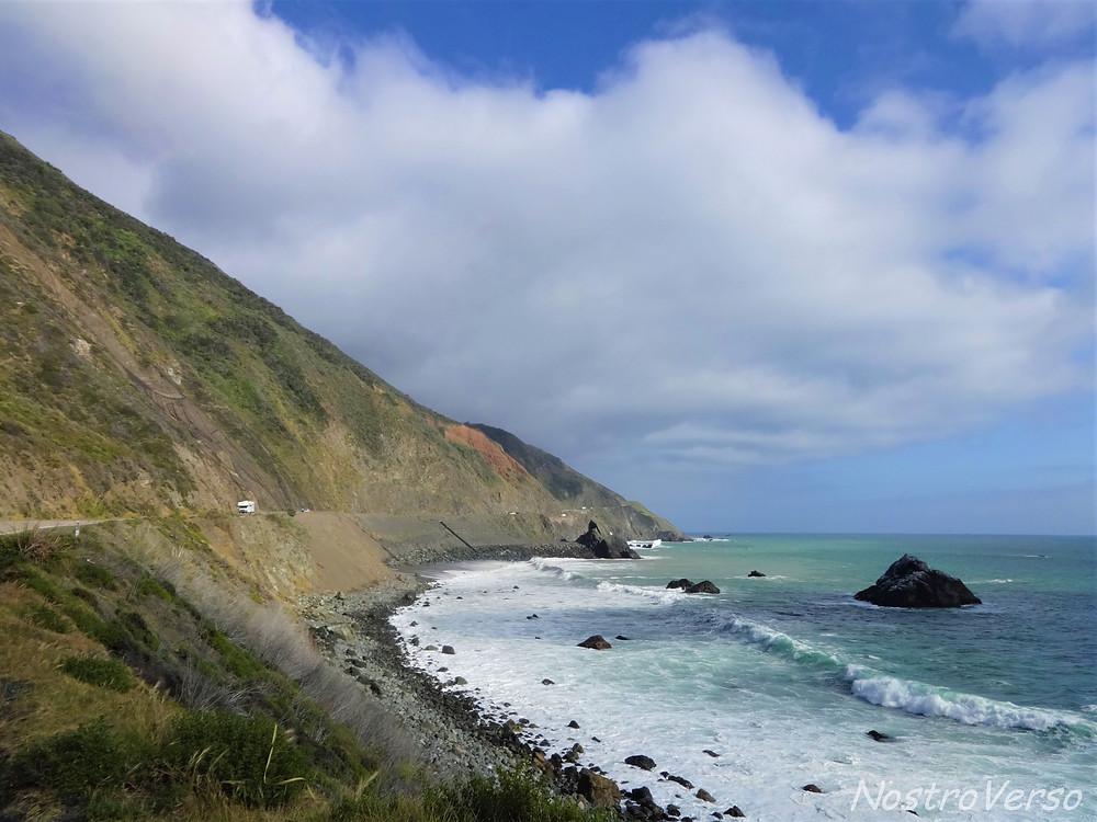 Rota 1 - Costa Oeste EUA - Oceano Pacífico