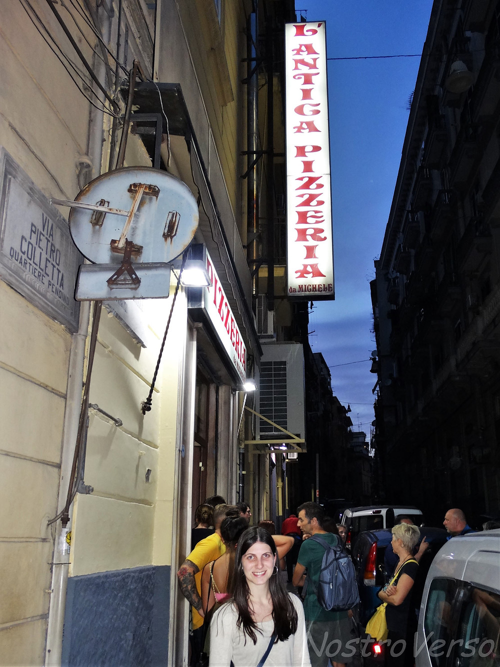 L'Antica Pizzeria Da Michele - Napoli