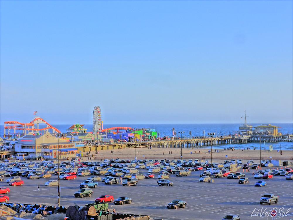 Píer de Santa Monica - Califórnia