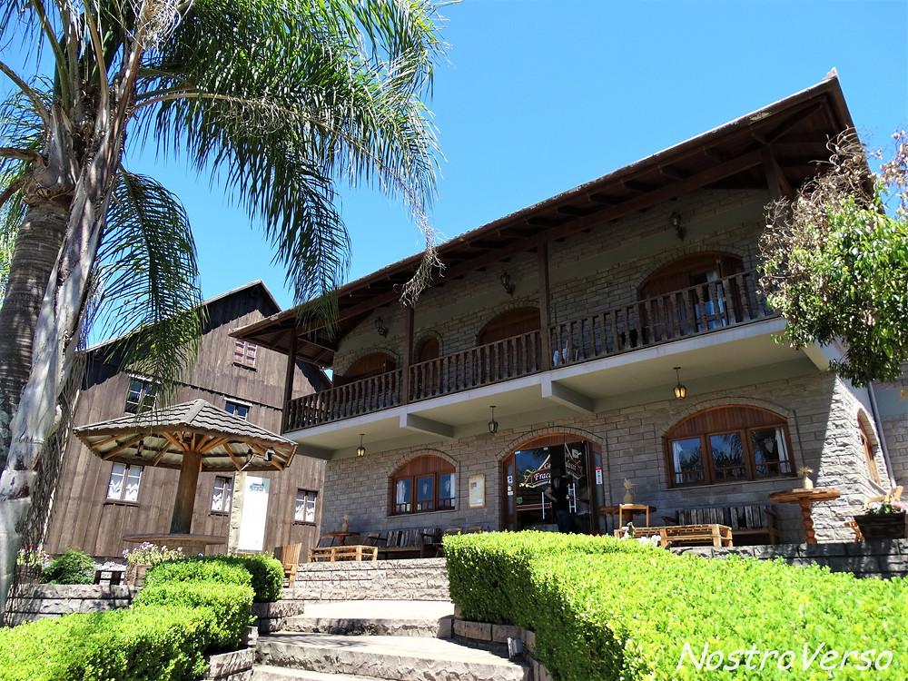 Casa Fracalossi - Caminhos de Pedra