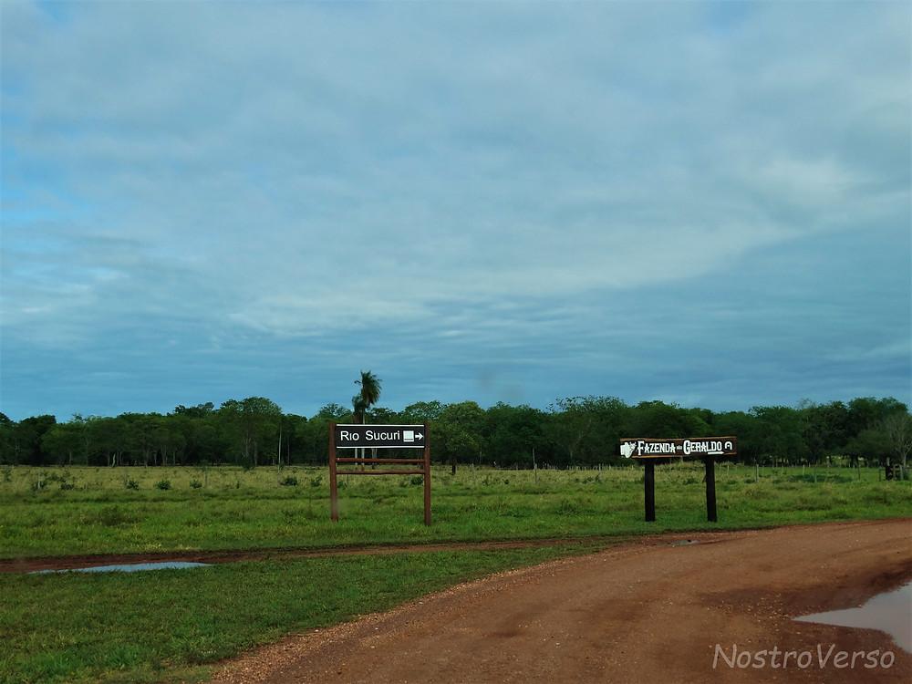 Fazenda do Rio Sucuri em Bonito
