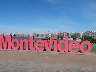O céu uruguaio