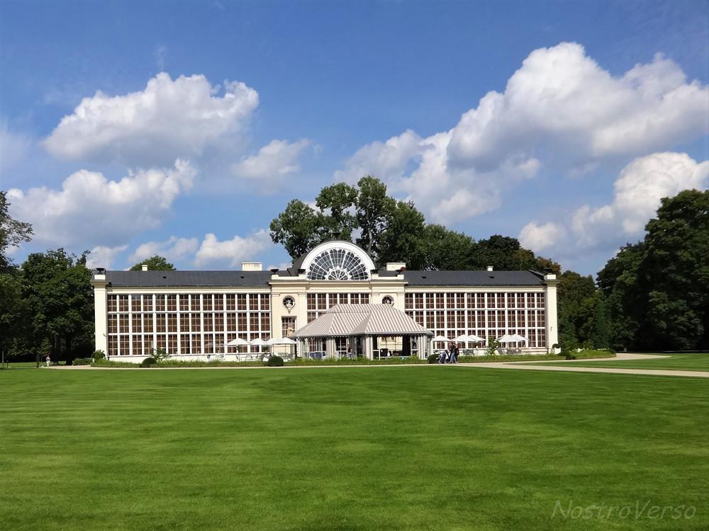 Palácio no Parque Lazienki - Varsóvia