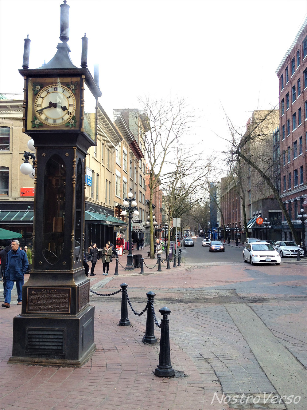 Steam clock - Gastown - Vancouver