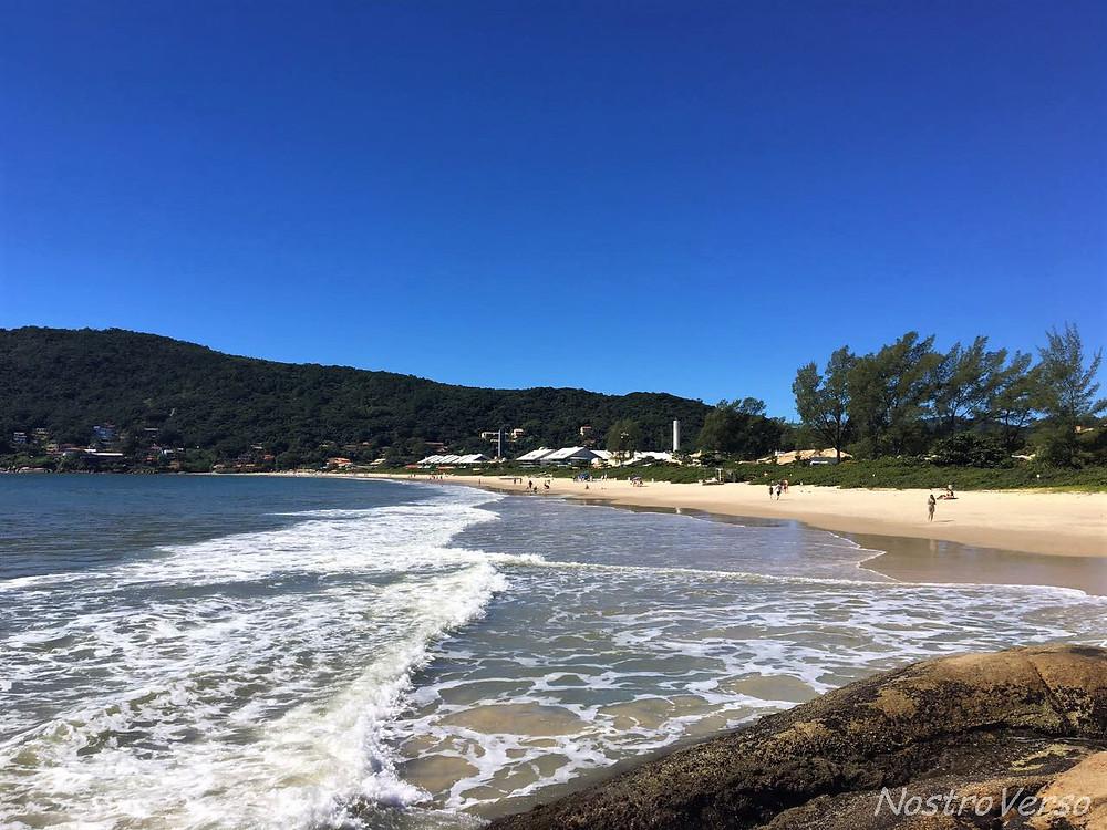 Praia Lagoinha do Norte - Florianópolis