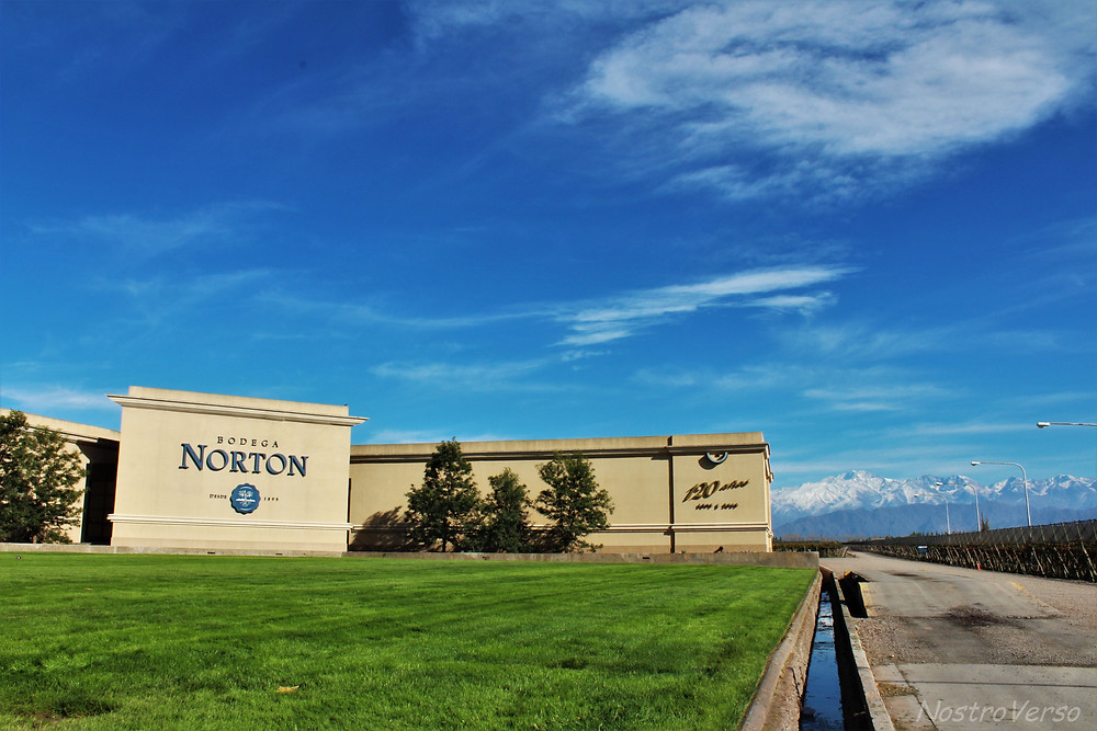 Bodega Norton em Mendoza